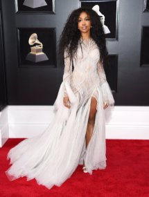 Nairobi Fashion Hub SZA-grammys-red-carpet-2018