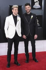 Nairobi Fashion Hub the-chainsmokers-grammys-red-carpet-2018