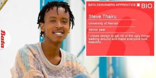 Steve Thairu