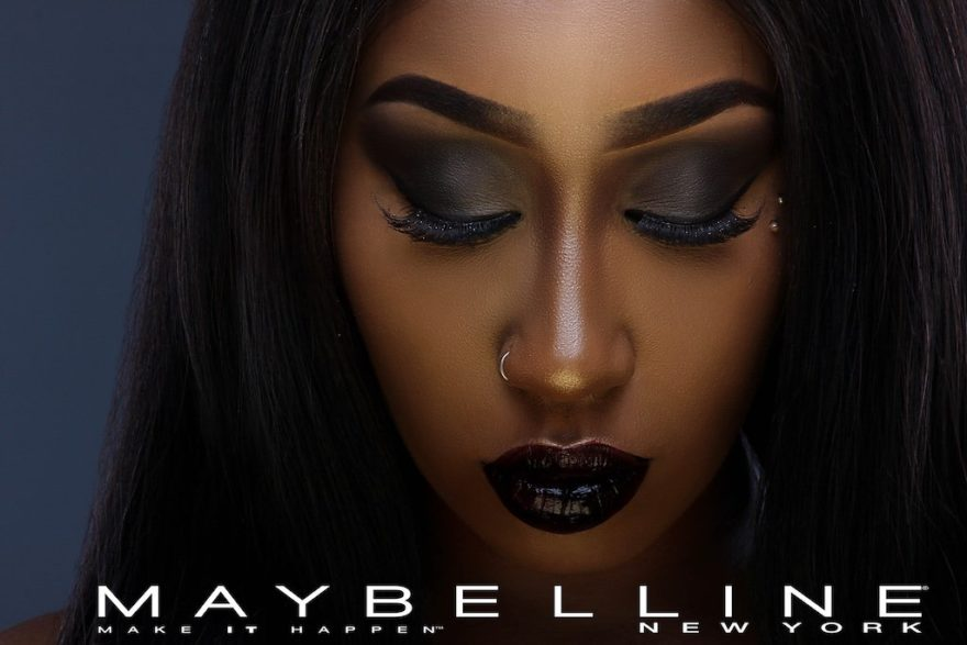 Victoria Kimani lands a lucrative deal as The New Brand Ambassador For Maybelline New York