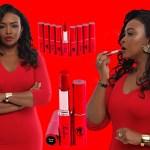 Caroline Mutoko lipstick line