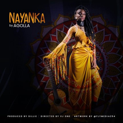 Catherine Agolla New Song Nayanka Official HD Video