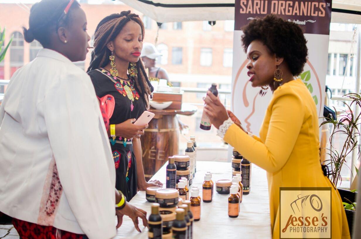 The Story of Saru Organics