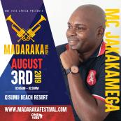 Madaraka Festivals MC-Jakakamega