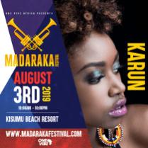 Nairobi Fashion Hub Madaraka Festival Karun