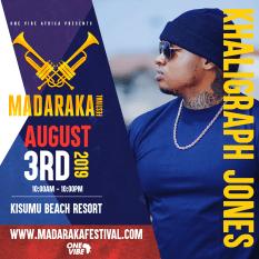 Nairobi Fashion Hub Madaraka Festival Khaligraph