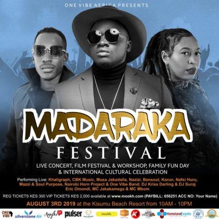 Madaraka Festival