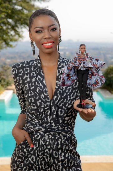 Nairobi Fashion Hub Barbie's 60th anniversary Shero campaign _5