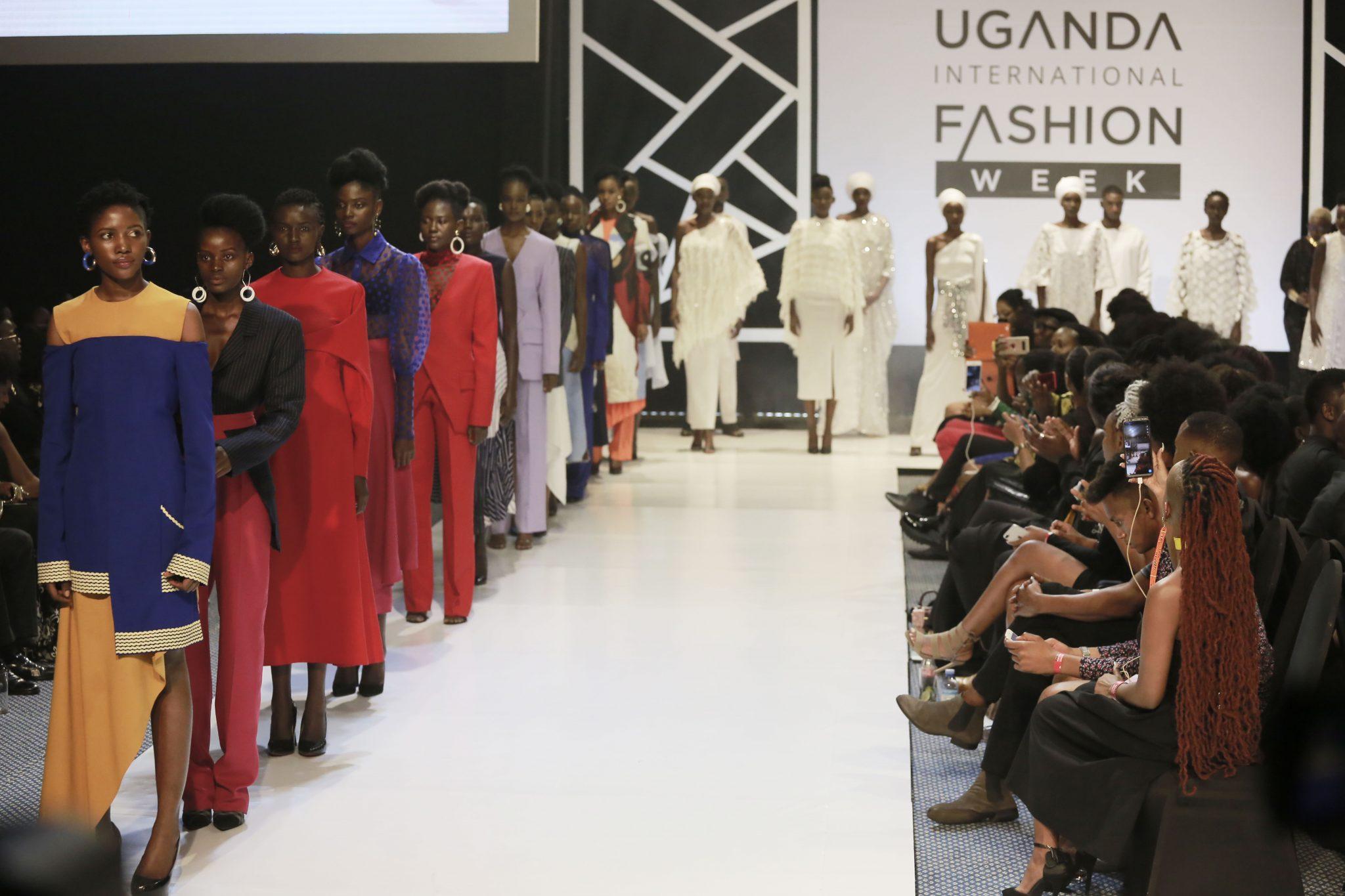 Uganda International Fashion Week 2019 Returns