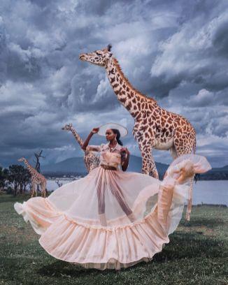 Nairobi Fashion Hub Stacy Michuki Miss universe Kenya 2019 _2