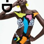 Adut Akech Interviewed By Naomi Campbell for I-D Magazine