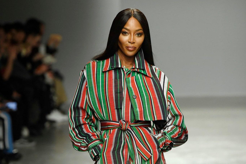 Kenneth Ize Fall 2020 Ready to Wear at Paris Fashion Week