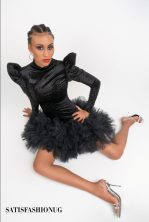 Dress – Bantu by Clare Asiimwe