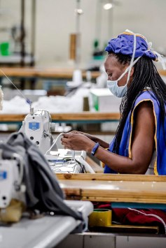 Kitui County Textile Centre ( KICOTEC )Factory that Transformed into a Surgical Mask Assembly Line Overnight