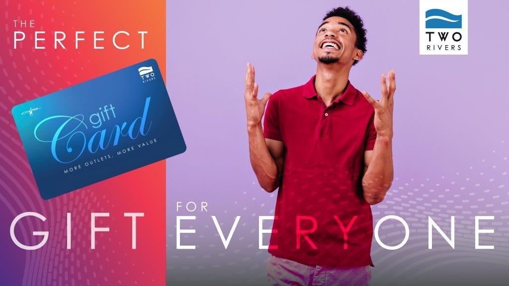 Two Rivers Mall Gift Card