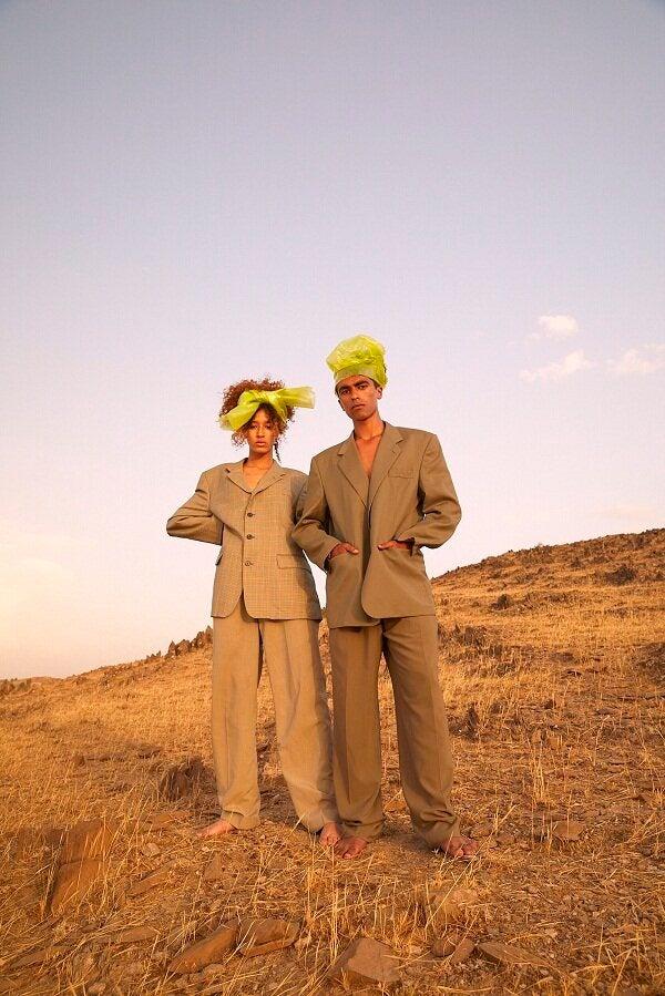 Nairobi fashion hub Moroccan-Norweigan designer Anwar Bougroug 3