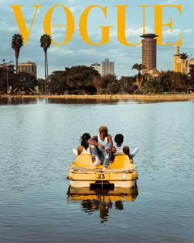 Nairobi fashion hub #VogueChallenge 20