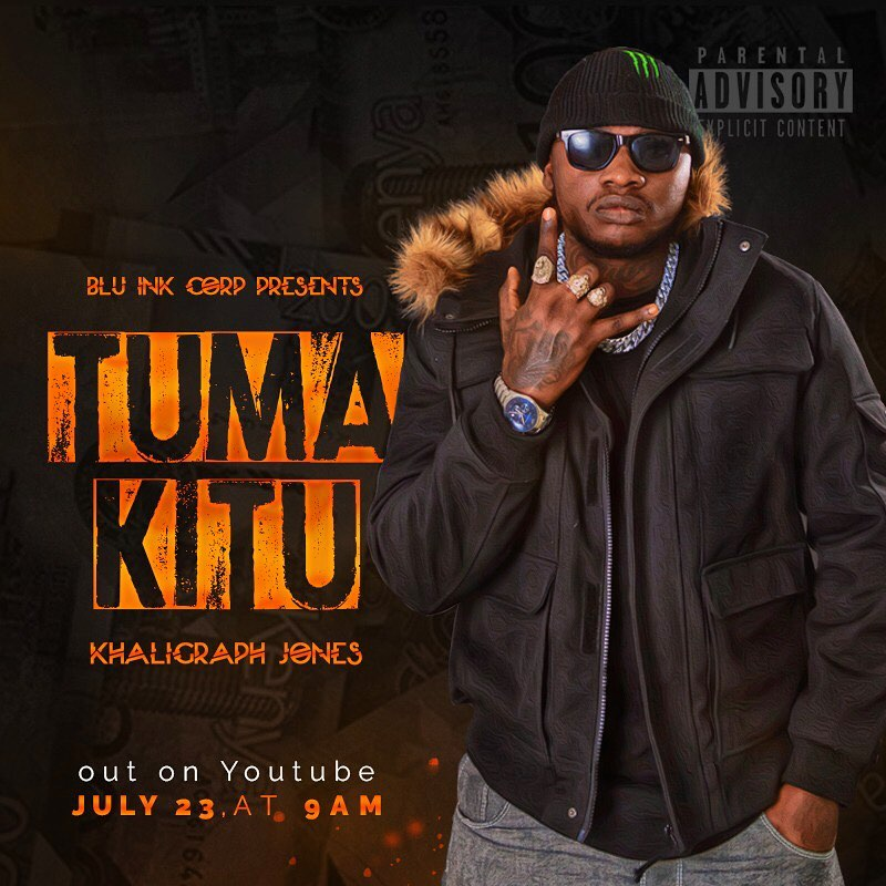 Khaligraph Jones – Tuma Kitu Official HD Video