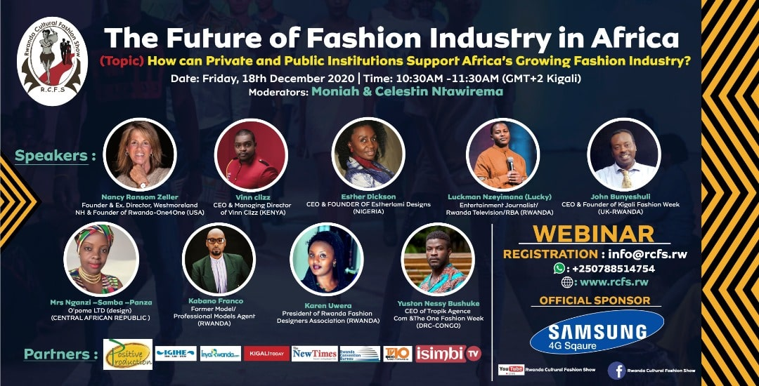 How can Private and Public Institutions Support Africa's Growing Fashion Industry?
