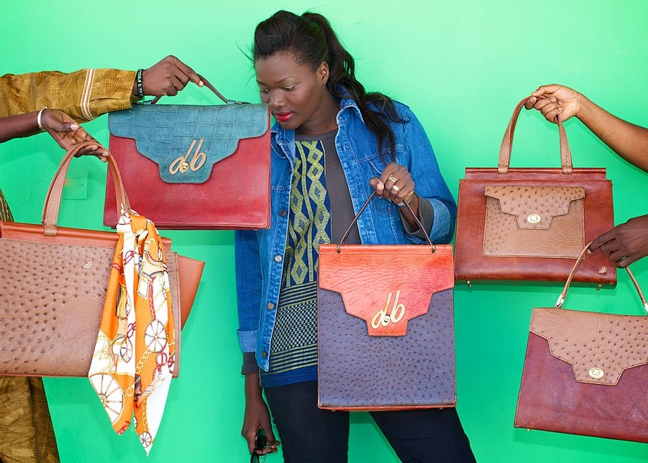 Designer and Teacher Diarra Bousso Fuses Math and Art to Create Her Fashion Collections