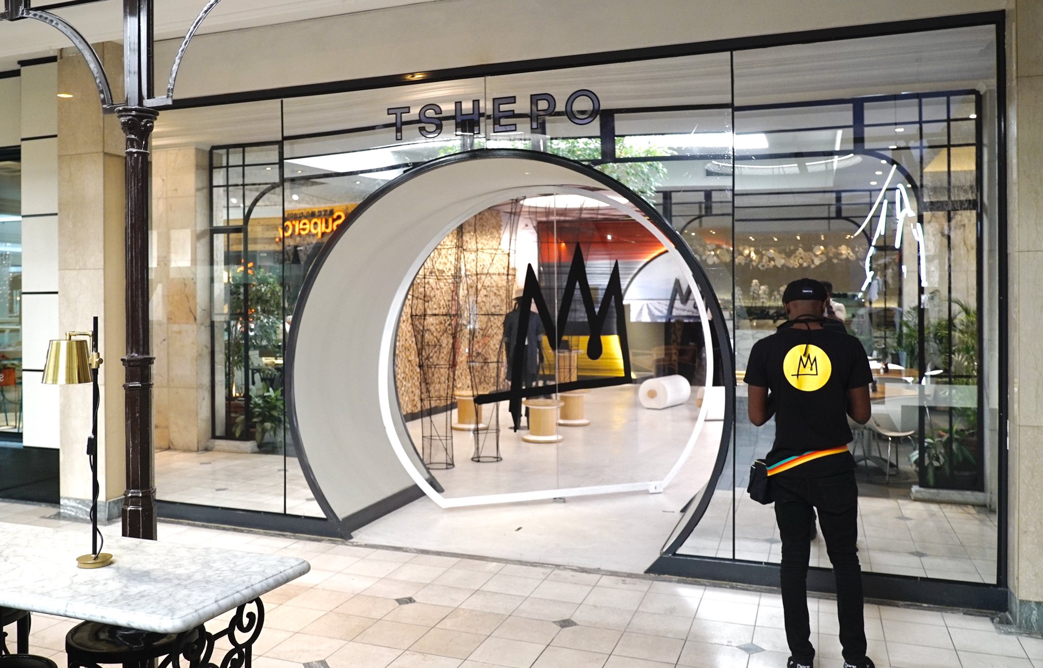 Tshepo Jeans opens New Store in Hyde Park South Africa