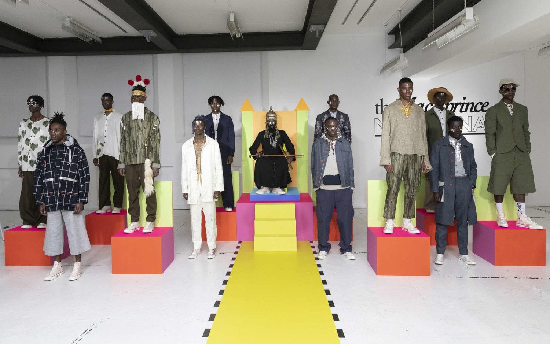 Labrum London Autumn/Winter 2021 at London Fashion Week