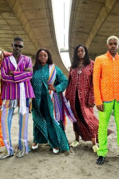Fashion Designer Kenneth Ize from Nigeria Is Getting Through It All