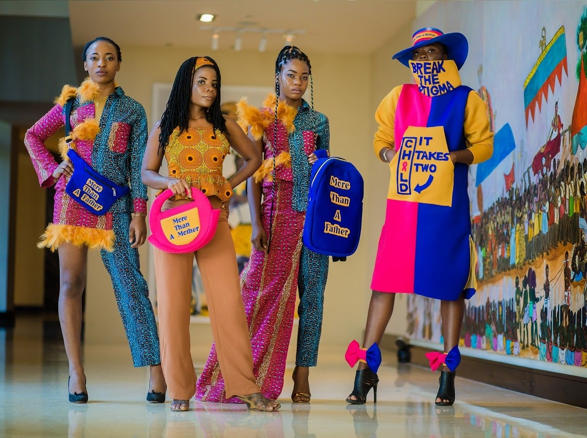 """Merck Foundation CEO Celebrated the Winners of """"More Than a Mother"""" Fashion Awards 2020"""