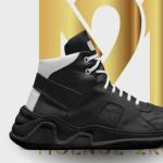 Kenyan Genge Musician Nonin Launches Footwear Line In US, Shoe Designed in Italy