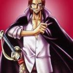 シャンクスは日本にいた!片腕の剣士高宮敏光