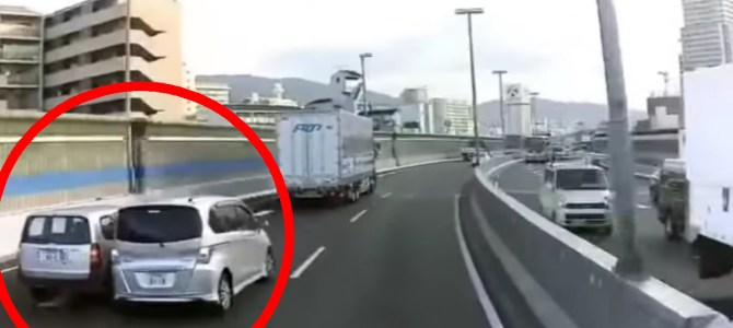 阪神高速が激しすぎだと話題に!まるでゲームのようなバトルが勃発!