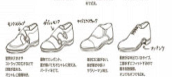 革靴が好きすぎ人が描いたイラストが、分かりやすいと話題