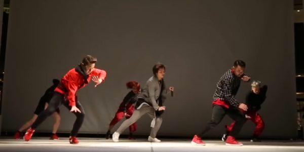「三浦大知」!新曲のダンスが凄い!