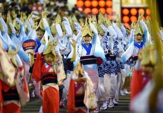 【徳島】4億円赤字の阿波踊り祭り、市長が中止発表も徳島市民が独自開催へ