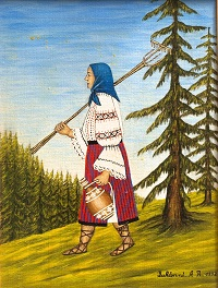 Gyimesi asszony (1993)