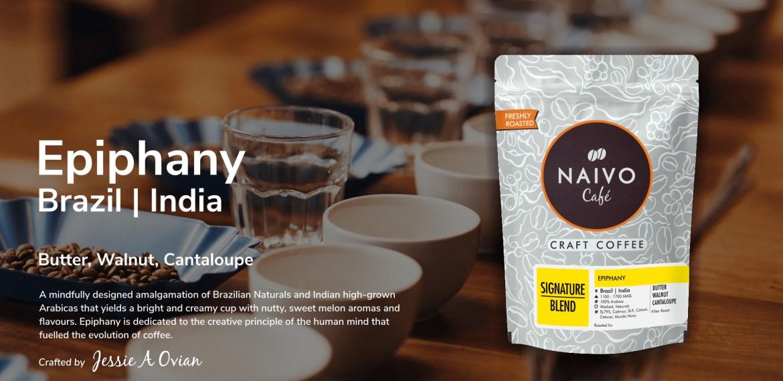 Epiphany Coffee Slider