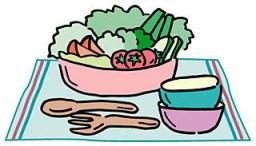 内臓脂肪を減らす食事