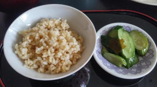 17日間ダイエット 玄米