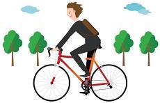 自転車通勤ダイエット