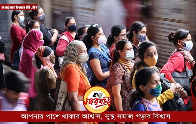 টিকাকরণে রেকর্ড গড়েও করোনা সংক্রমণ বাড়ছে ভারতে