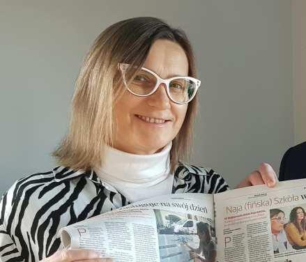 Anna Kościukiewicz-Jabłońska - edukacja medialna