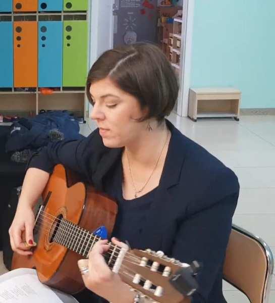 Anna Osiak - edukacja przedszkolna Montessori