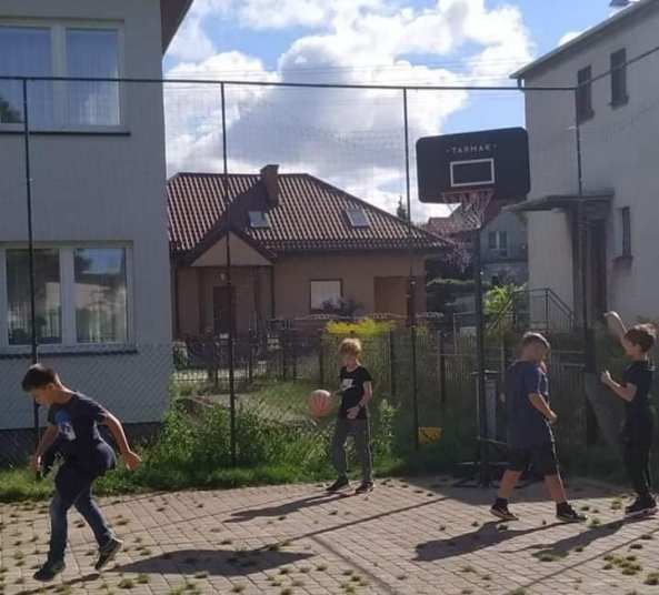 Koszykówka na Sikorskiego
