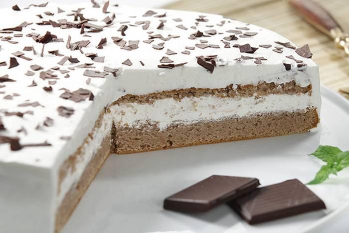 Bijela torta od kestena