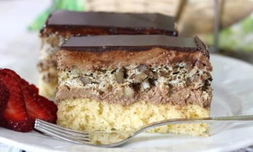 KOLAČ KRALJICE MARIJE: Kad poželite ukusan, konkretan, starinsk kolač