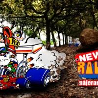 New Rally X (O la del coche que tiraba humo) - Namco/Midway 1981
