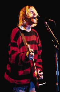 El jersey de Tocayo también lo llevaba Kurt...