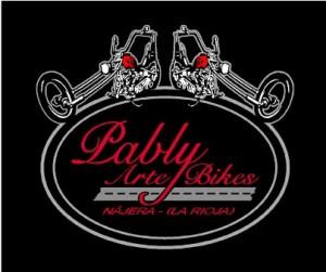 logo pably arte bikes