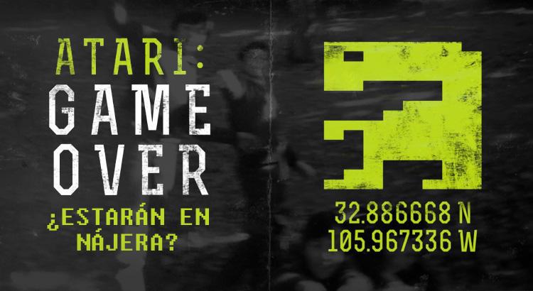 Atari: Game Over - Documental sobre Atari, el juego E.T. y una anécdota personal