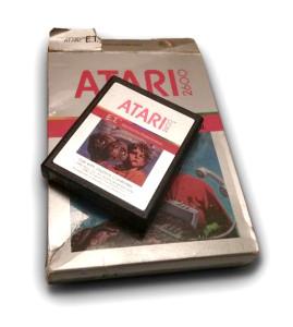 cartucho Atari ET